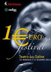 Copertina €uro Festival 2013