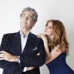Gianfranco Jannuzzo e Debora Caprioglio - small