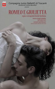 manifesto Romeo e Giulietta