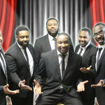 Cedric Shannon Rives & Brothers in Gospel a