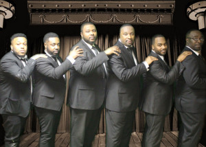 Cedric Shannon Rives & Brothers in Gospel c