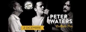 Jazzino PeterWaters BalladsTrio