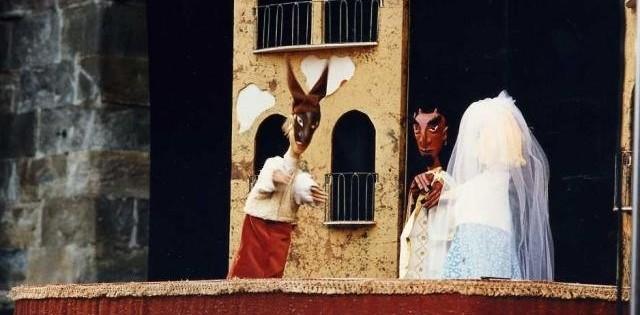 Areste Paganos e la farina del diavolo